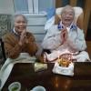 95歳の誕生会