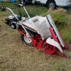 稲刈り7日目! コシヒカリの稲刈りを開始