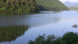 新潟県北部の荒川