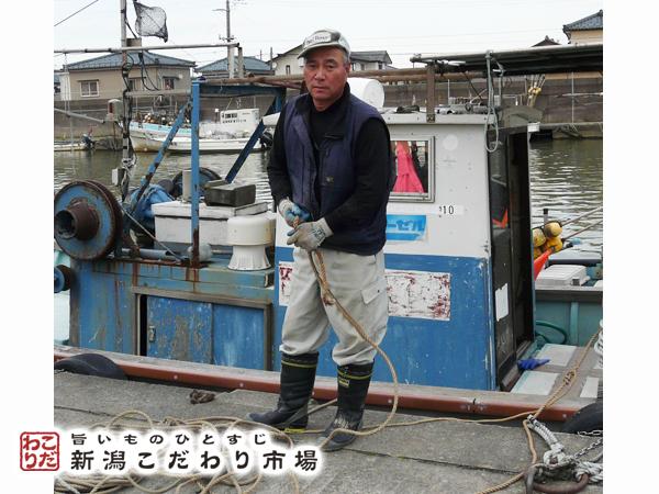 松浜漁協 斎藤のプロフィール
