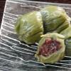 新潟の名産品「笹だんご」