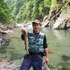 趣味のイワナ釣り